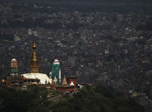 Nepál, Káthmandu