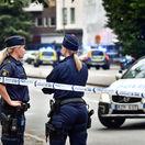 Švédsko, polícia, Malmö