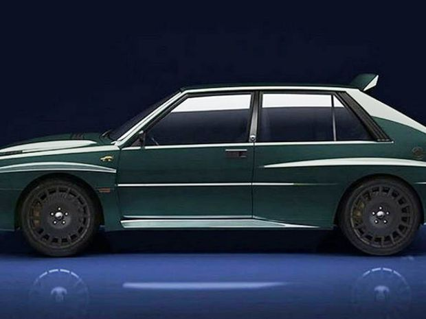 Lancia Delta Integrale - Amos