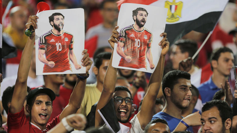 Mohamed Salah, fanúšikovia