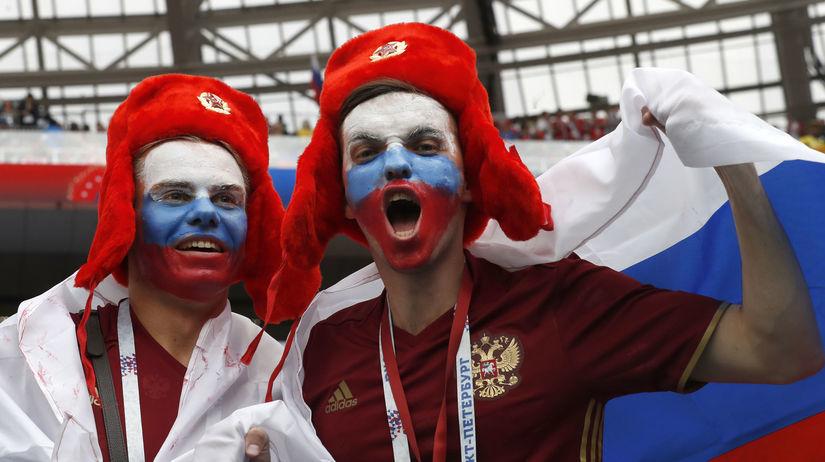 Ruskí fanúšikovia