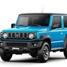 Suzuki Jimny: Nová generácia prichádza po 20 rokoch. DNA nemení