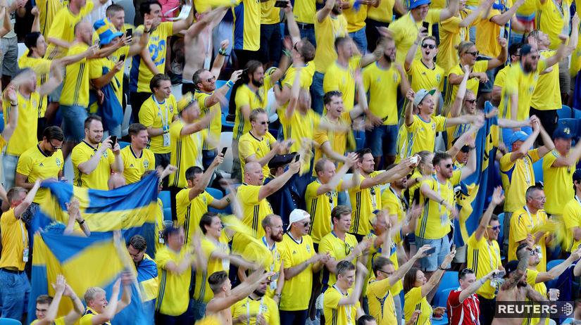Švédsko, fanúšikovia