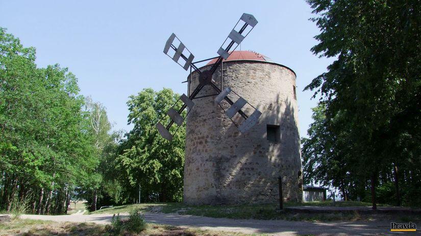 veterný mlyn, Holíč,