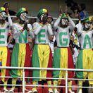 Senegal futbal ms fans