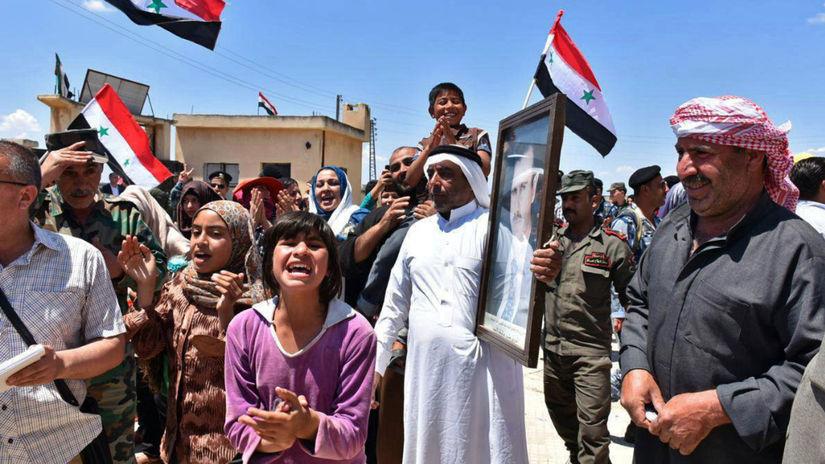 Sýria, Homs,