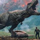 Záber z filmu Jurský svet: Zánik ríše.