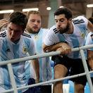 Argentína fans ms futbal