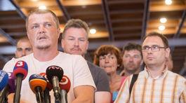DANKO: Prijatie zástupcov farmárov