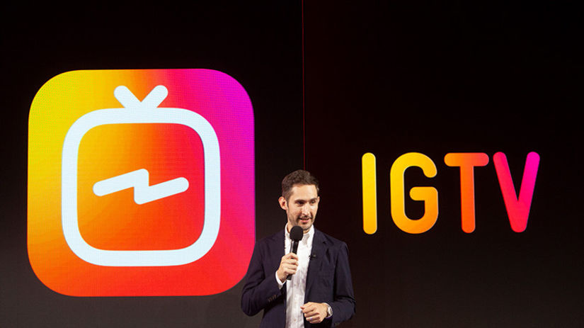 IGTV, Instagram