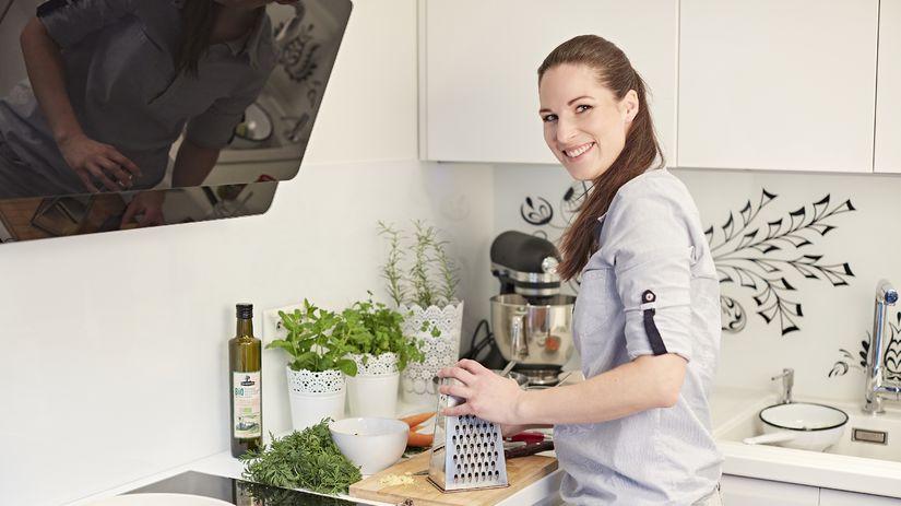 Lucia Grigová, kuchyňa, varenie, zero waste