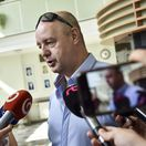 Polícia zatkla Ruska, Kočner po výsluchu ostáva v cele