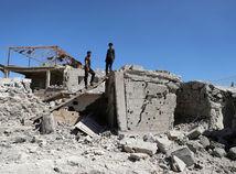 Ruské lietadlá zaútočili na sýrsku opozíciu