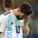 Národná hanba! Problémom je Messi, kritizujú nielen argentínske médiá