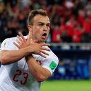 Srbi dali gól už v 5. minúte. V 2. polčase však Švajčiari otočili zápas