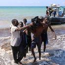 migranti, Lýbia,