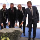 Mubea, Peter Pellegrini, Ján Ferenčák, Kežmarok, Thomas Muhg, Peter Žiga