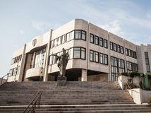 parlament, národna rada, NR SR, budova