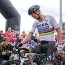 Sagan špurtoval o triumf, ale neuspel. Prvý monument vyhral Alaphilippe