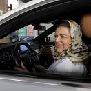 Saudská Arábia, ženy, šoférky, právo