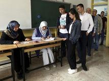 Turecko, voľby