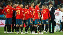Futbal, Španielsko, Maroko