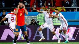 Maroko, gól