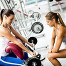 cvičenie, posilňovanie, fitnescentrum