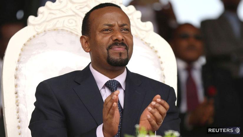 Etiópia, Abiy Ahmed,