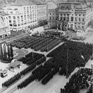 Hlinkova garda, Bratislava, 1941