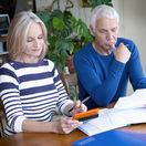 Účty, dôchodok, penzia