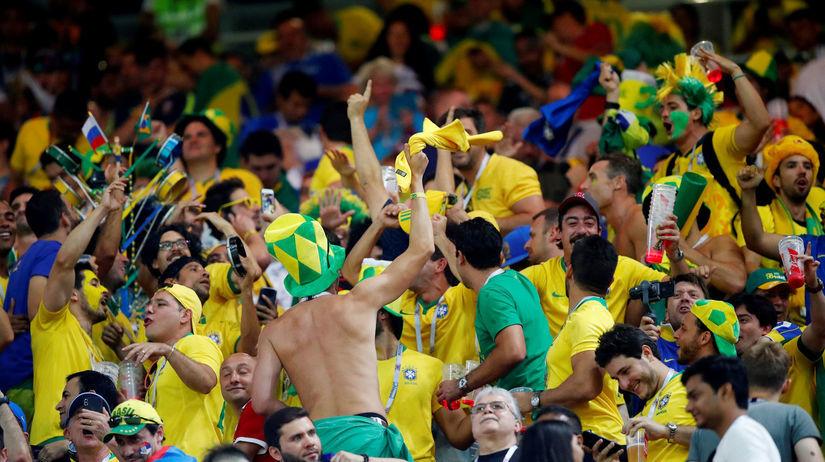 Brazília, fanúšikovia
