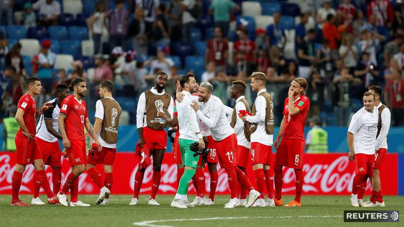 Švajčiarsko, futbal