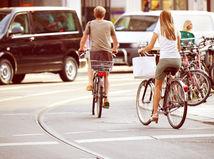cyklisti bicykle bicyklovanie bicykel