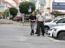 kosci streľba Banská Bystrica
