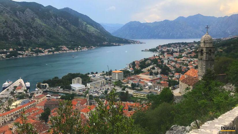 Kotor, Boka Kotorská, Čierna Hora