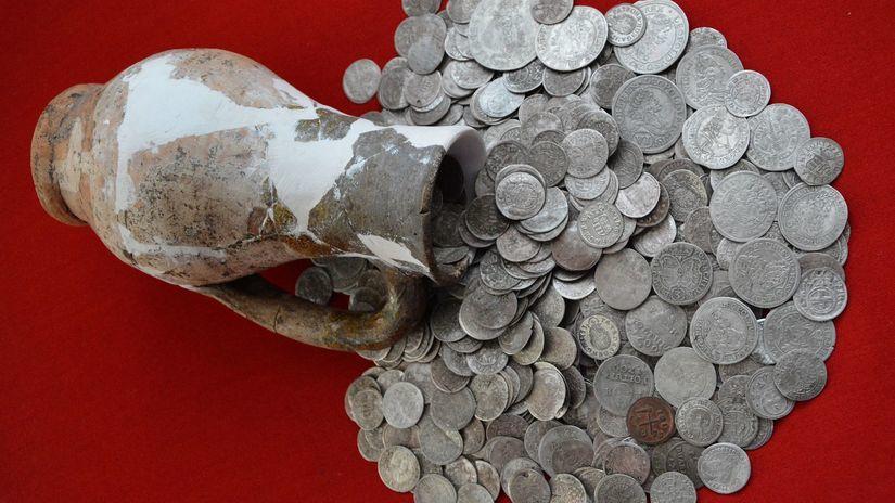 Mince poklad Lučivná