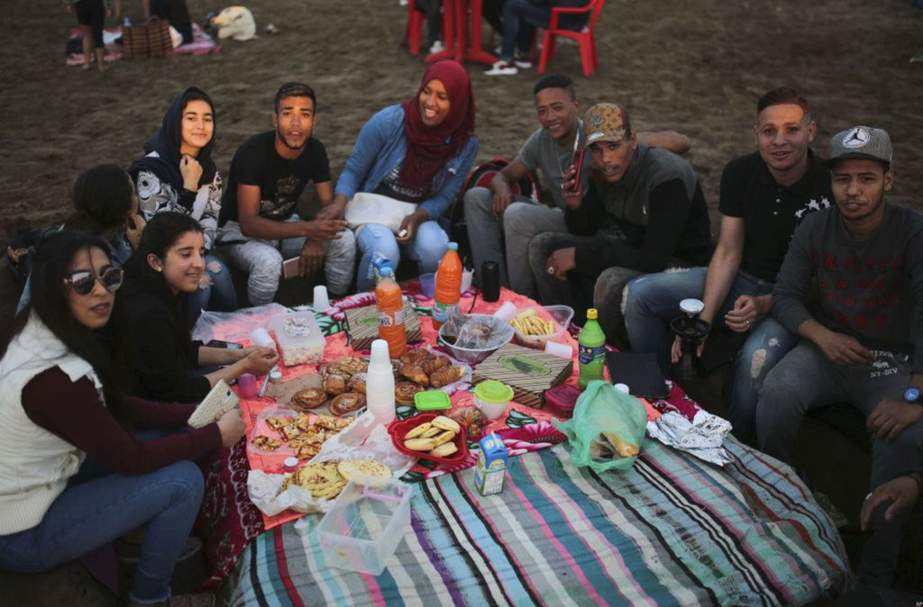 Maroko, ramadán,