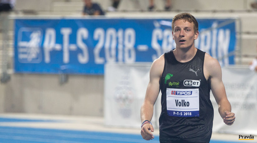 PTS 2018,Jan Volko, osobny rekord,