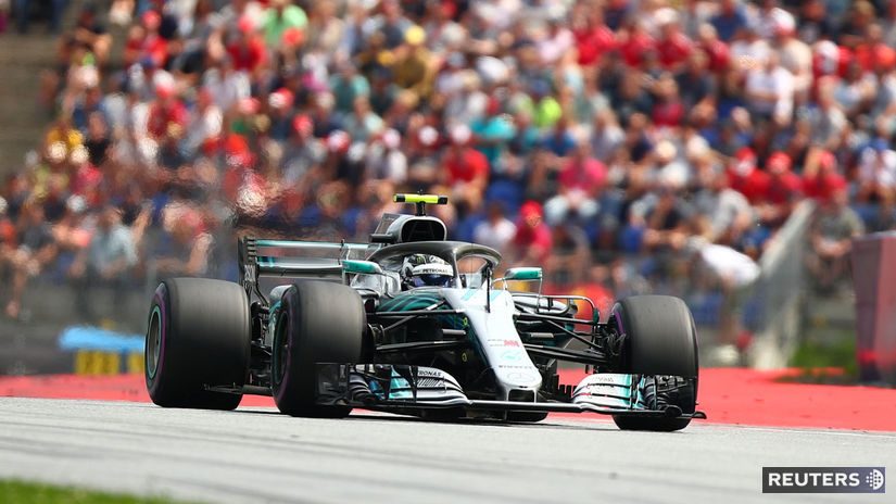 F1 Bottas