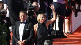 Hosťom otváracieho ceremoniálu bola aj Trine Dyrholm.