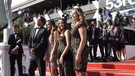 Na festival do Varov zavítal aj režisér Richard Linklater s rodinou.