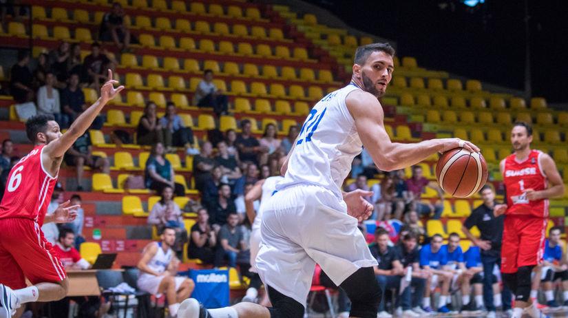 basketbal Körner
