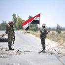dará, sýria