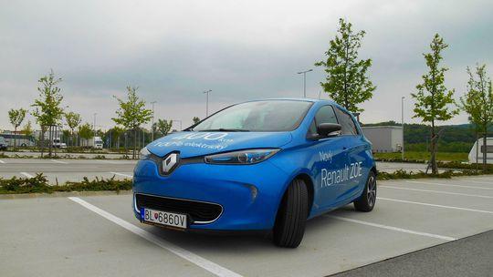 Test: Renault ZOE R90 Z.E. 40 Intens – len pre nadšencov