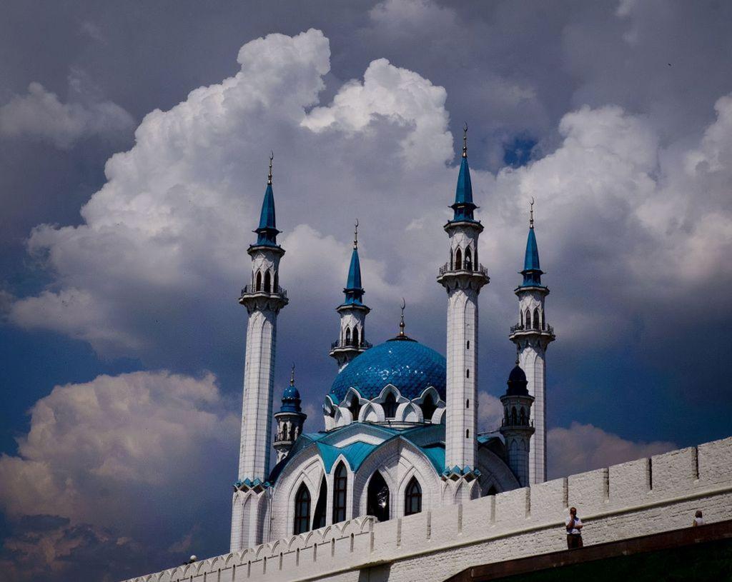 Rusko, mešita, Kazaň