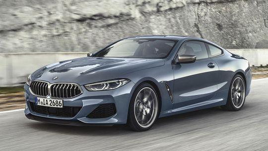 BMW 8: Veľký návrat veľkého GT. Zatiaľ s dvoma motormi