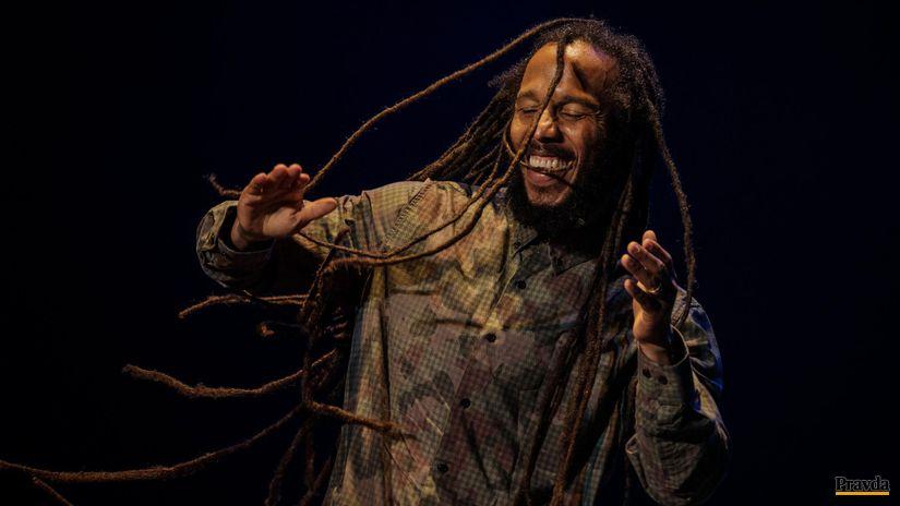 Festival Pohoda 2018 Ziggy Marley
