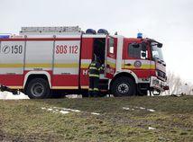 hazz, hasiči, auto