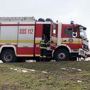 Na západe Slovenska silno pršalo, hasiči odstraňovali popadané stromy a odčerpávali vodu